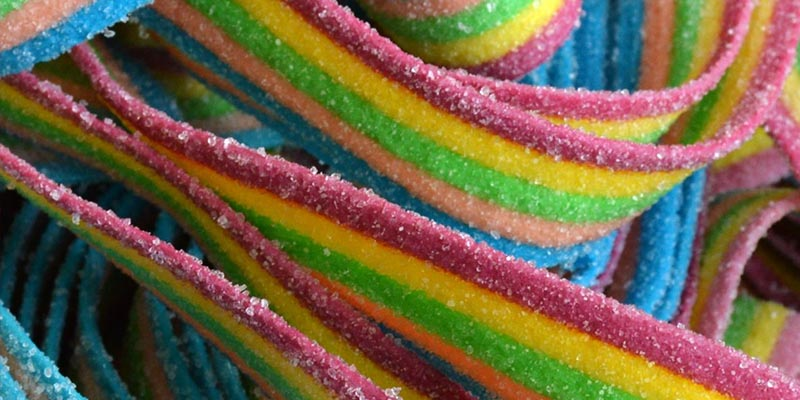 rainbow straps funworks lolly shop