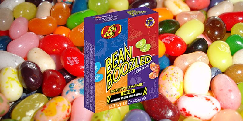 jelly belly bean boozled images