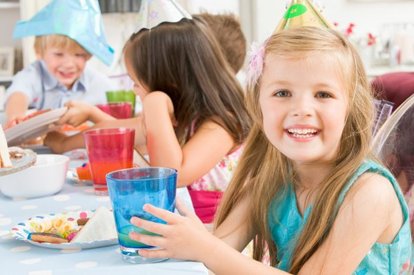 How to Organise a Sweet Party for Your Child