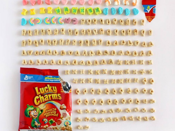 Three Tasty Treats to Make With Lucky Charms