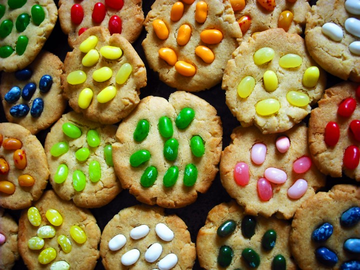 How to make Jelly Belly Bean Boozled Cookies