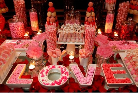 Candy Buffet Ideas for Your Hen Party