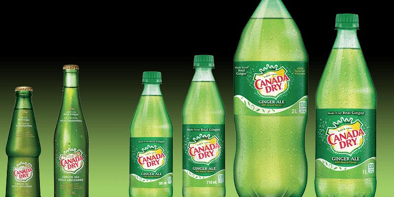 Canadian Dry Ginger Ale Funworks Perth