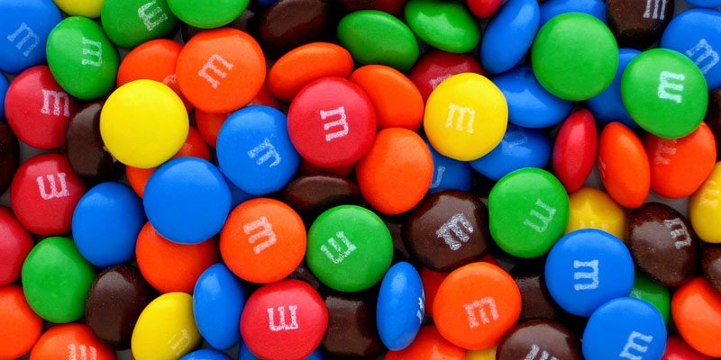 Chocolate M&M's Funworks Perth