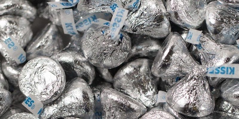 Hersheys kisses Funworks Perth
