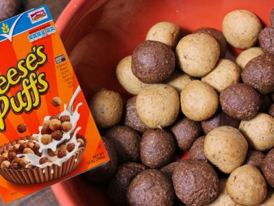 Reese's Puffs Cereal Funworks Perth